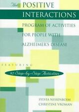 The Positive Interactions Program of Activities for People With-ExLibrary