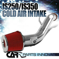 06-11 Lexus IS250 2.5L / IS350 3.5L V6 Cold Air Intake Induction+Filter Red