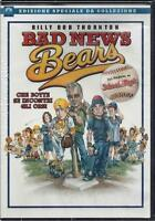 Dvd **BAD NEWS BEARS** con Billy Bob Thornton  nuovo sigillato 2005
