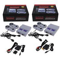 Super NES SNES Mini Classic SFC Game Console Entertainment Built in 400 Games