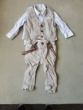 Next Boys 3 Piece Suit 9-12 Months