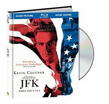 JFK Blu Ray Digi Book Packaging