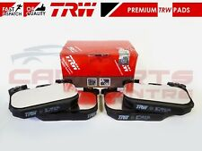 FOR BMW 330d 335i 335d 340i 430d 435i 435d FRONT GENUINE TRW BRAKE PADS SET NEW