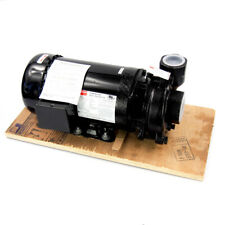 "Dayton Straight Centrifugal Pump 2ZWR3 3HP 3Phase 208/230/460V 1-1/2"" NPT TEFC"