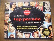 PANINI LIKE COMPLETE ALBUM VEDETTEN PARADE 2