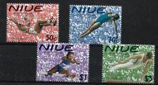 NIUE SG881/4, 2000 OLYMPICS MNH