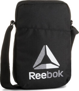 Reebok Men Boys Shoulder Bag Linear Organizer Essentials Gym Training New EC5570