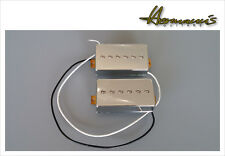 Vintage 60 s Alnico V P 90 Pick Up Set au format Humbucker, handgewickelt-Top -