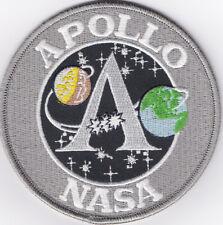 Apollo Program Aufnäher. Offizielles NASA Logo.