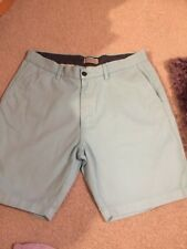 TU Men's Blue Shorts Waist 36 Inches