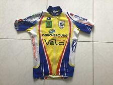 Cyclisme Maillot équipe cycliste compiegne dérichebourg . Comme Tour De France