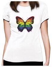 Animal Print 100% Cotton T-Shirts for Women