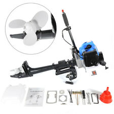 2Stroke 3.5HP Outboard Motor Outboard Engine Boat Parts Air Cooling CDI NEW USA
