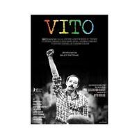 ARMISTEAD MAUPIN/LARRY KRAMER - VITO  DVD  DOKUMENTATION  NEU