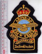 Canada Royal Canadian Air Force WWII Germany RCAF Station Geilenkirchen