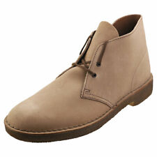 Clarks Originals Desert Boot Mens Wolf Suede Desert Boots