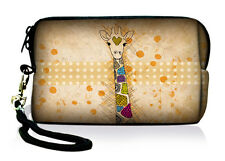 deer Soft Carry Bag Case Cover For Digital Camera,iPod MP3 ,i Phone 3GS,4G,4S