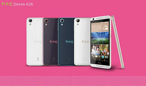 Original HTC Desire 626 626W 626T Unlocked 4G Wifi 13MP 16GB Android octa-core