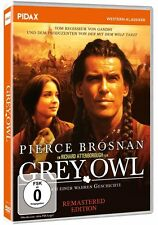 Grey Owl * DVD Remastered Edition Western mit Pierce Brosnan Pidax Neu Ovp