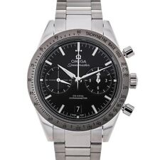 Omega Speedmaster Co-Axial Chronograph 41,5mm Black Herrenuhr/Unisex 331.10.4...