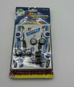 3D Puzzle Race Car Edition with Pull Back Action (K-2)