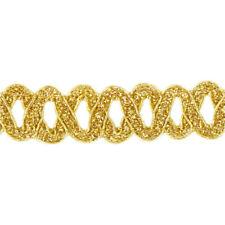 Fascia gallone oro larga cm 5,5 per grandi uniformi