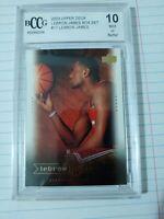 2003 Lebron James Rookie Upper Deck Phenomenal Beginnings 10 Gem Mint