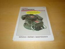 TECUMSEH L HEAD ENGINE ECV100 ECV120 H30 H35 H50 Service Repair Manual Handbook