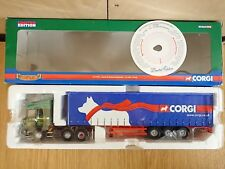 Corgi CC13709 Scania R Curtainside C.S. Ellis & Corgi Ltd Edition 0002 of 1000