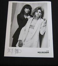 STACYE & KIMIKO—1990 PUBLICITY PHOTO*