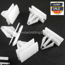 100 For GM Rocker Panel Moulding Clips Retainer Cadillac Chevy Fastener 25693852