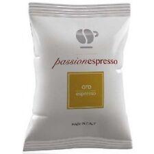 200 capsule caffè LOLLO miscela ORO compatibili Nespresso espresso cialde