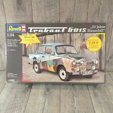 REVELL 01989 - 1:24 - Trabant 601S 20 Jahre Mauerfall - OVP - #AN46421