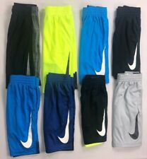Boy's Youth Nike Dri-Fit Dry Standard Fit Mesh Athletic Shorts