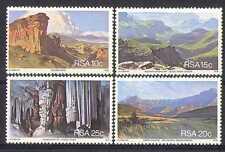 RSA 1978 Tourism/Views/Cango Caves/Mountains/River/Canyons 4v set (n23788)