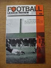 15/10/1966 Football League Review: No.08 - Clubs Featured Walsall [Team Group Im