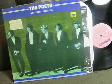 The Poets Immediate '64-67 scotland uk '95 compilation rare vinyl psych beat pop