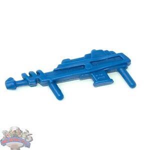 PRE-ORDER MOTU - WEBSTOR BLUE GUN VARIANT -Custom- Masters of the Universe