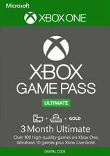XBOX Game Pass Ultimate 3 Months for PC/Xbox One Digital Code (GLOBAL)