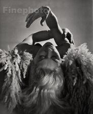 1939/92 FONSSAGRIVES Female Sweden Fashion Hair Model Salon Photo Decor By HORST