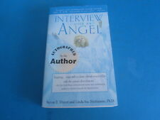 Book Interview with an Angel 1999 Stevan Thayer Linda Nathanson Paperback Signed