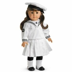 American Girl Dress Like Your Doll Samantha Middy Outfit Sailor Costume The Pleasant Company 1988 size 12