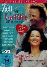 DVD-BOX NEU/OVP - Zeit der Gefühle - Liebesfilme Non Stop - 9 Spielfilme