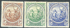 Barbados Multiple Stamps
