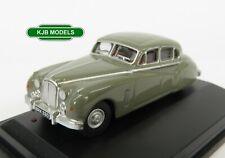 BNIB OO GAUGE OXFORD 1:76 76JAG7002 Jaguar MKVII Grey Car