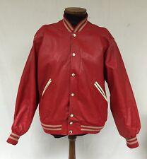 Red Jacket Men's Varsity/Baseball Coats & Jackets | eBay
