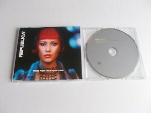 REPUBLICA From Rush Hour With Love CD SINGLE
