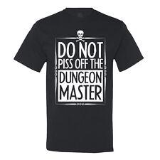 Do Not Piss Off The Dungeon Master D&D T-Shirt