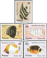 Benin 897-901 (compleet Kwestie) MNH 1996 Vis