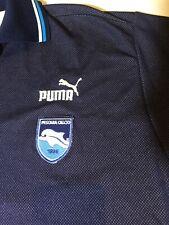 Vintage Puma Jersey 'Pescara Calcio'  Polo Shirt XL Made In Italy GiS Gelati